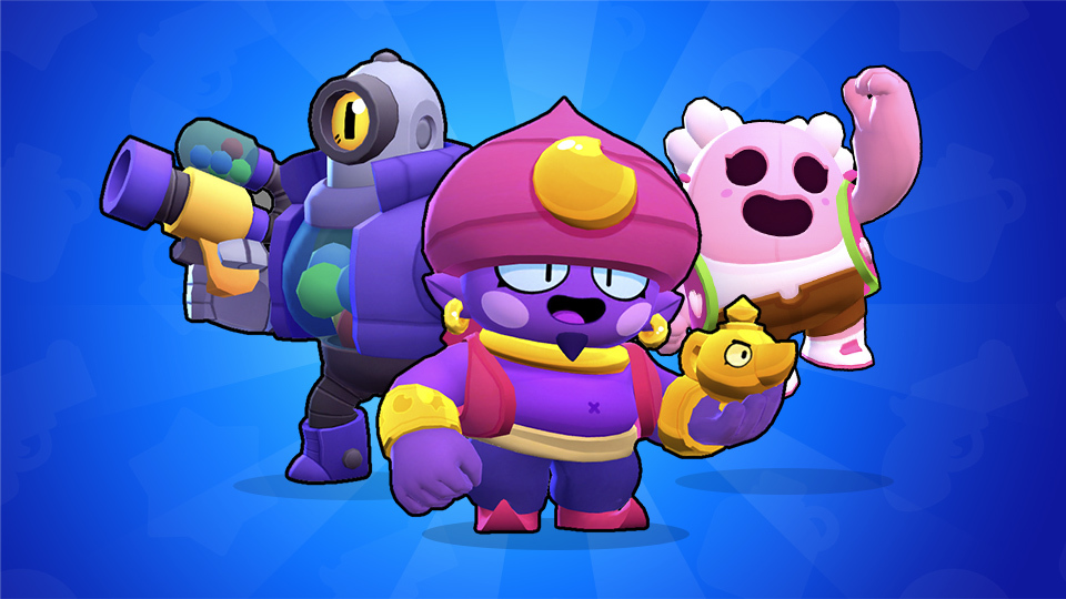 Brawl Stars Team Up And Jump Into Multiplayer Battles