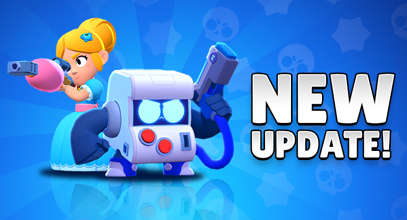 UPDATE HINTS AND SNEAK PEAKS (MARCH) Brawl Stars UP!